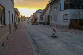 Sandhausen: Instandsetzung Hauptstraße in fünf Bauabschnitten